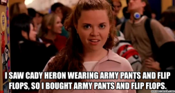 army_pants_and_flip_flops